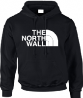 THE NORTH WALL HOODIE - INSPIRED BY NORTH FACE GAME OF THRONES